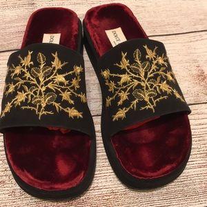 Dolce & Gabbana Sandals Size 5 1/2